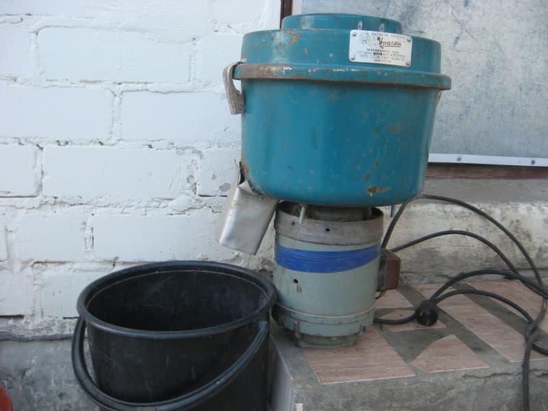 Траворезка из стиральной машины