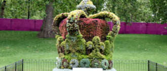 Выставка Сады и Парки Зеленая неделя