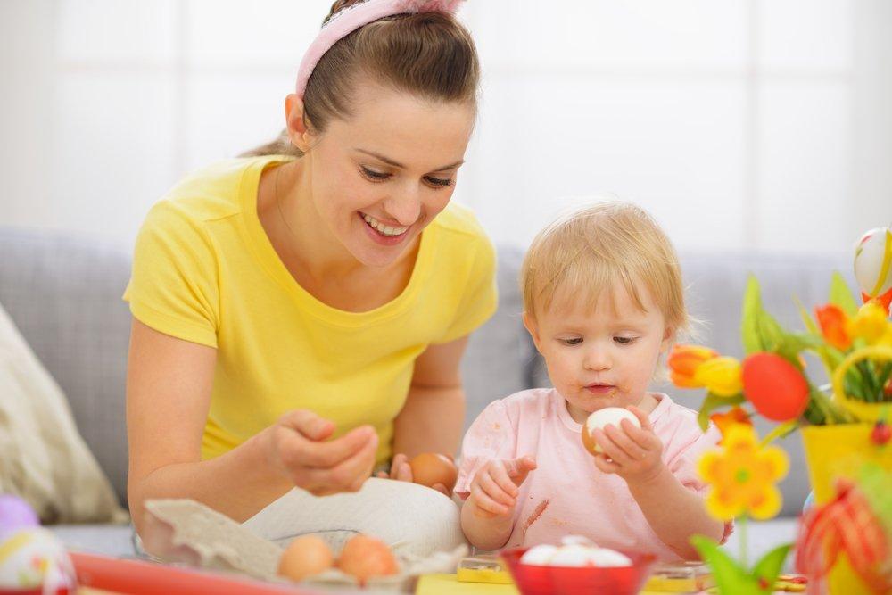 Можно ли индюшиные яйца детям