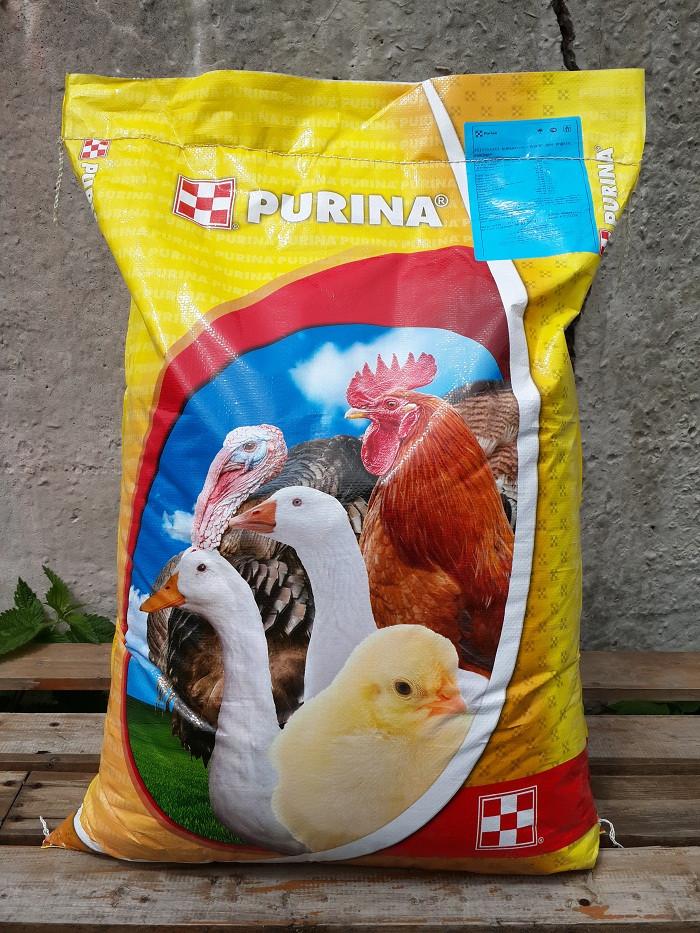 Purina - комбикорм для индюков