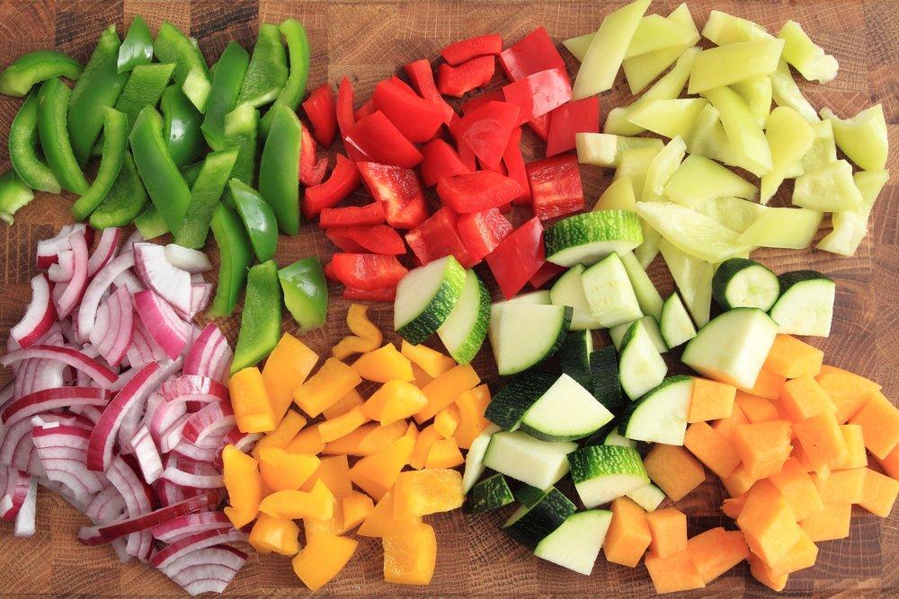 Овощи для индюков